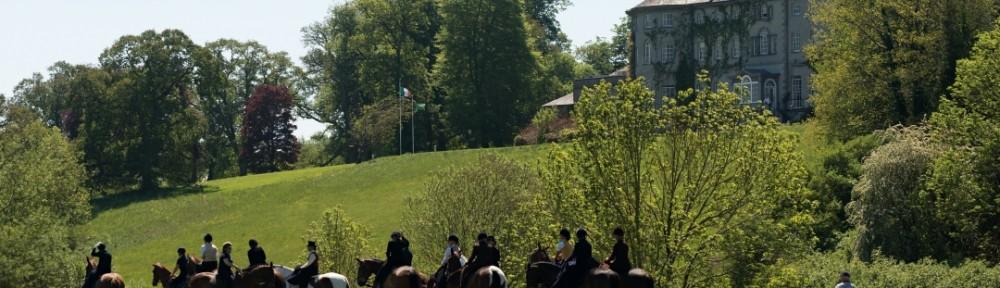 Side Saddle Assocation at Mount Juliet